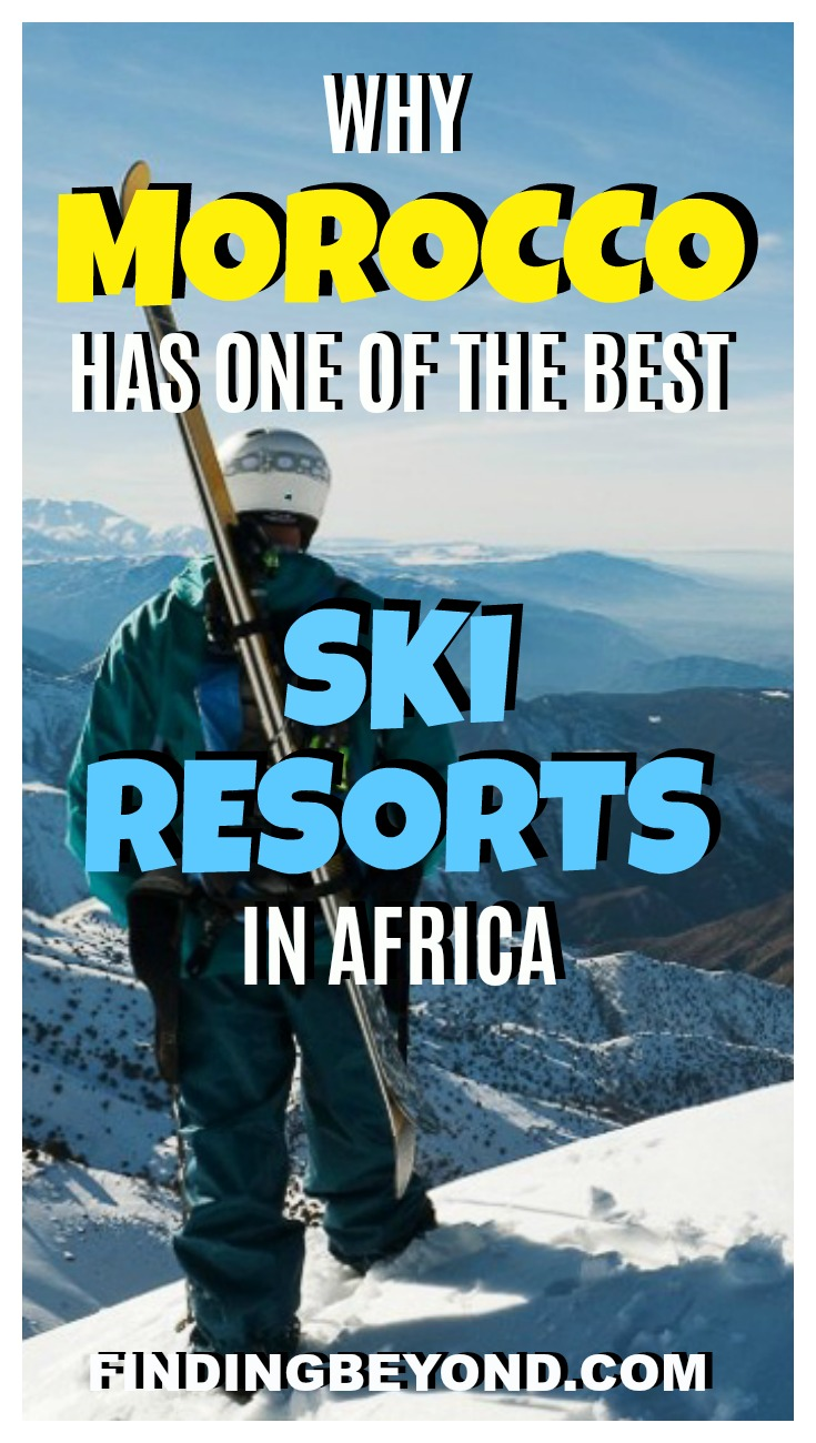If you're looking for a different skiing experience for your next trip to the mountains, maybe you should consider Morocco! Read this article to see why.