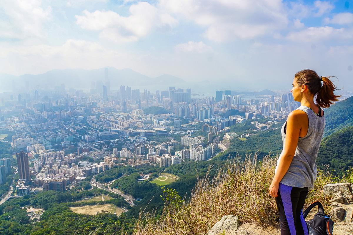 Hong Kong Island Hikes