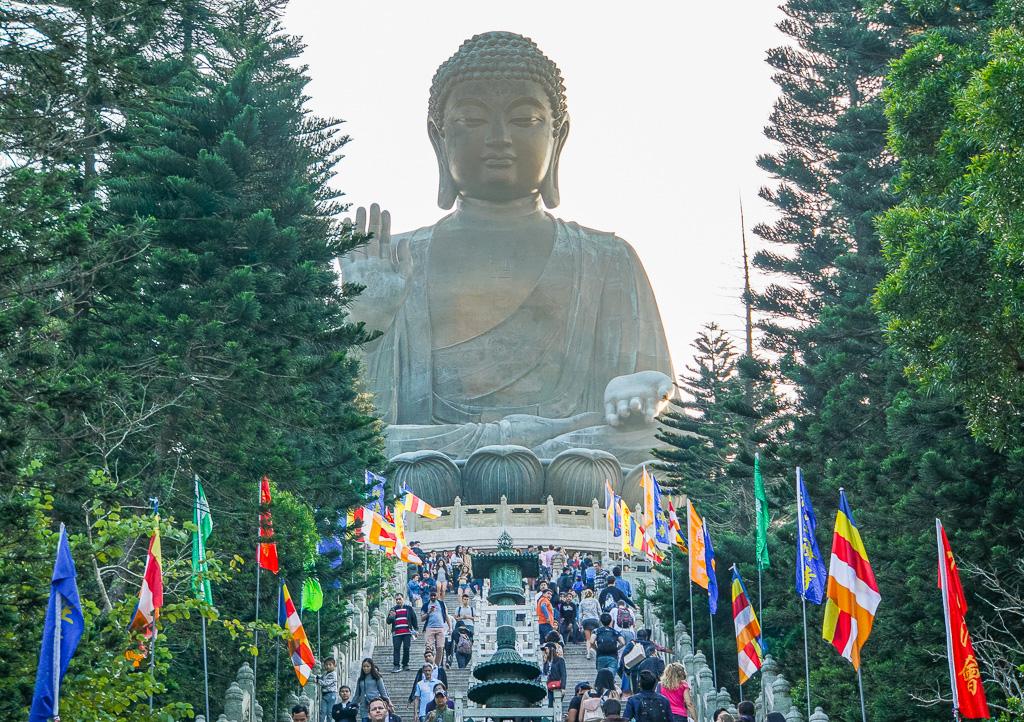 Tian Tan Buddha and Po Lin Monastery Cover