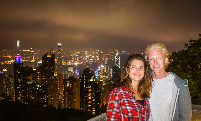 Hiking in Hong Kong The Peak Victoria Peak