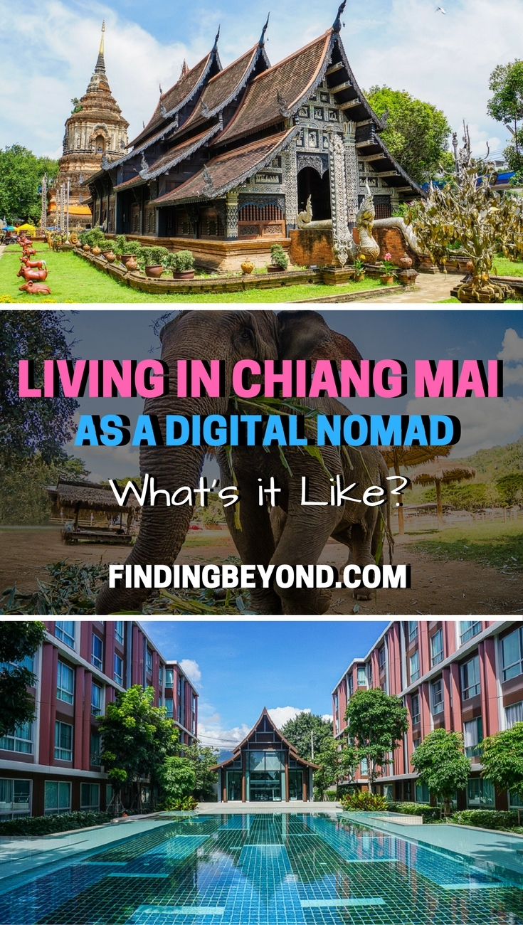 Find out what it's like to be living in Chiang Mai as a Digital Nomad by reading our interview with adventure travel bloggers NOMADasaurus.