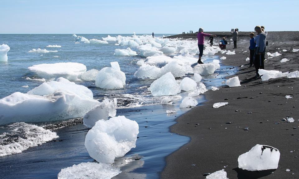 Vatnajökull National Park Glacier Iceland