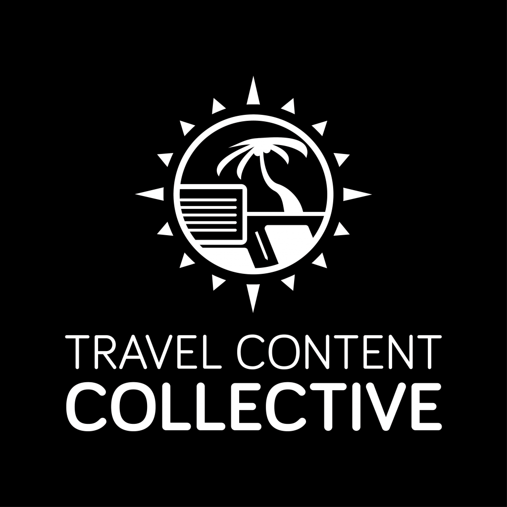 Travel Content Collective Logo