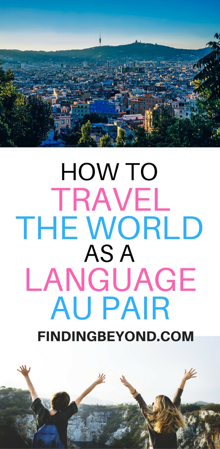 If you're looking for a new career that could take you around the world, being a Language Au Pair could be for you. Read this article to find out more.