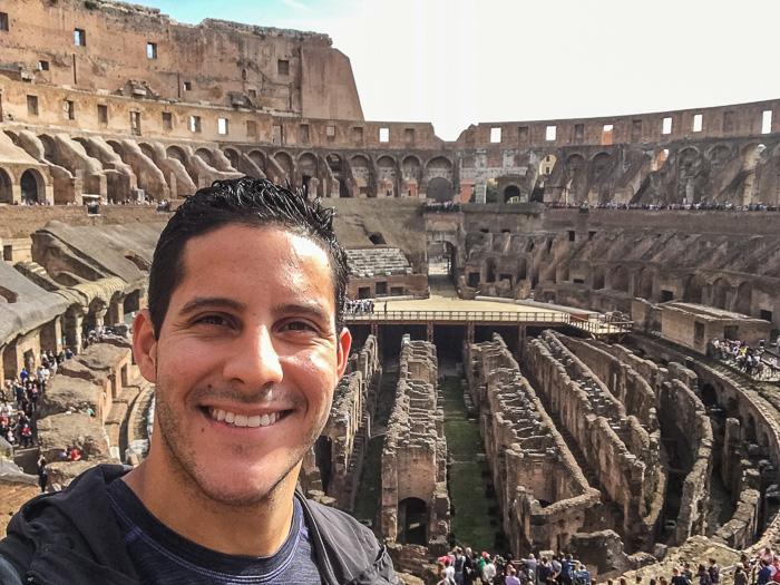 Eurail Guide Rome