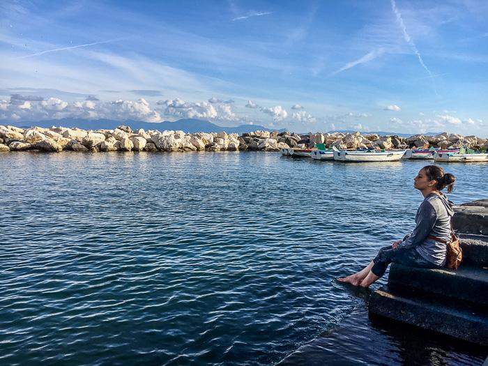 Eurail Guide Naples