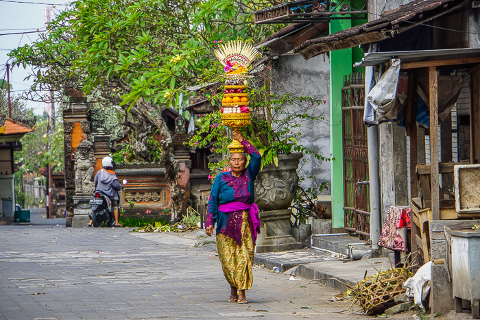 penestanan village lady