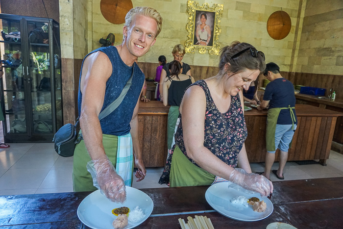 Balinese Cooking Class in Ubud