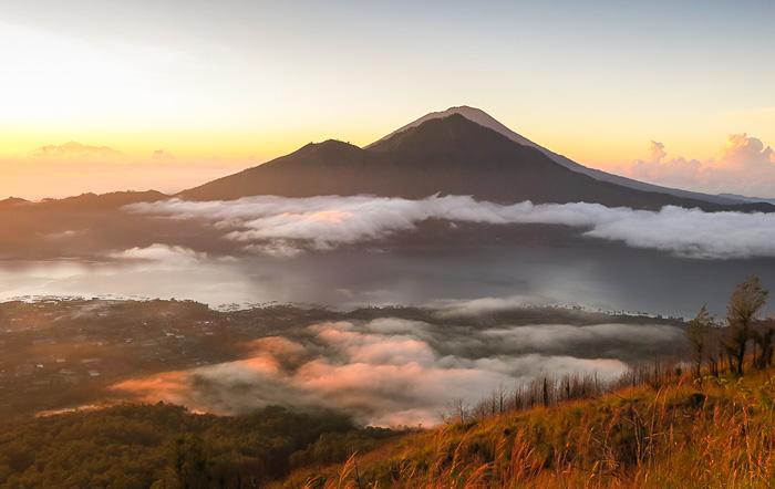 Mount Batur for Sunrise from Ubud