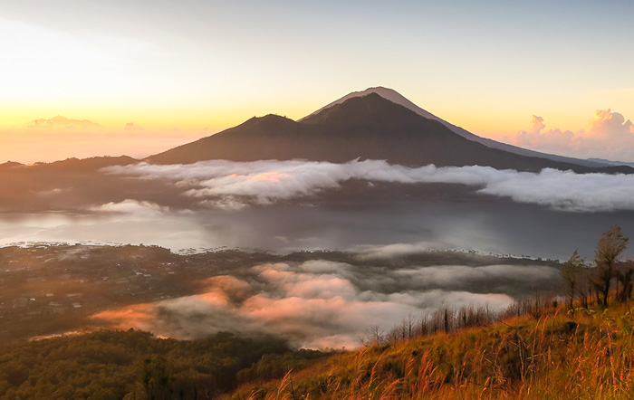 Mount Batur for Sunrise from Ubud
