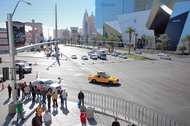 Las Vegas Road