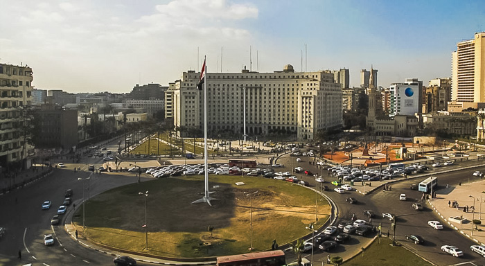 Things to do in Downtown Cairo - Tahir Square