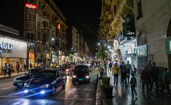 Things to do in Downtown Cairo - Night