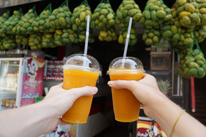Things to do in Downtown Cairo - Mango Juice