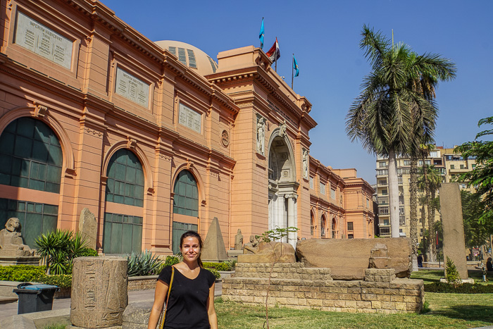 Things to do in Downtown Cairo - Egyptian Museum