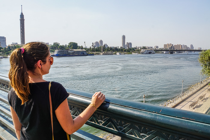 Things to do in Downtown Cairo - Nile River