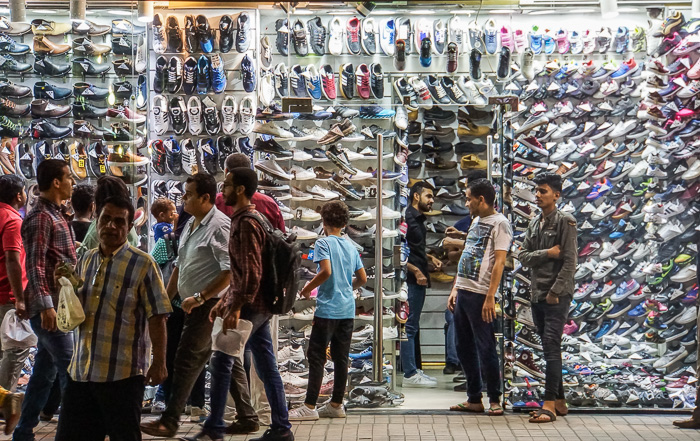 Things to do in Downtown Cairo - Shoe Shop