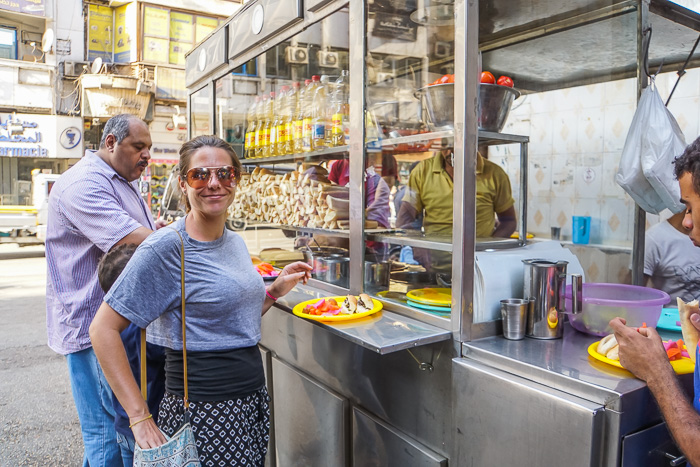 Things to do in Downtown Cairo - Street Food