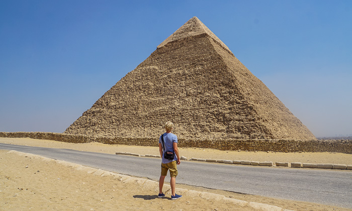 Visiting the pyramids? Here's what you need to know ...