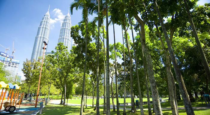 Which Area To Stay In Kuala Lumpur - KLCC