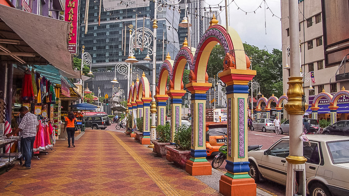 Which Area To Stay In Kuala Lumpur - Brickfields