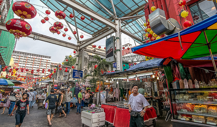 Which Area To Stay In Kuala Lumpur - Chinatown