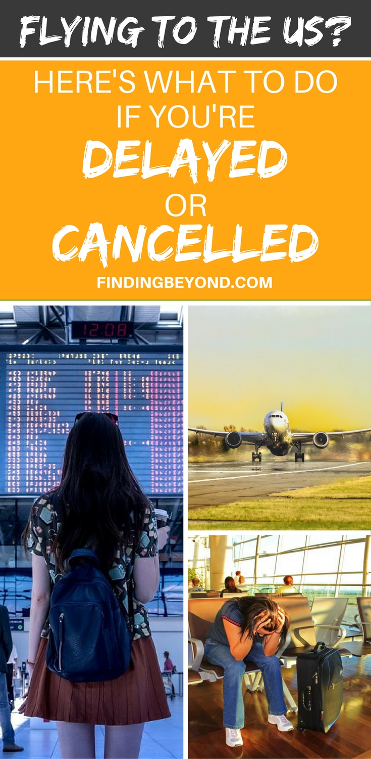 Flight cancellations and delays are a common occurrence, so don't get stuck by using our guide to preparing yourself for when it happens to you.