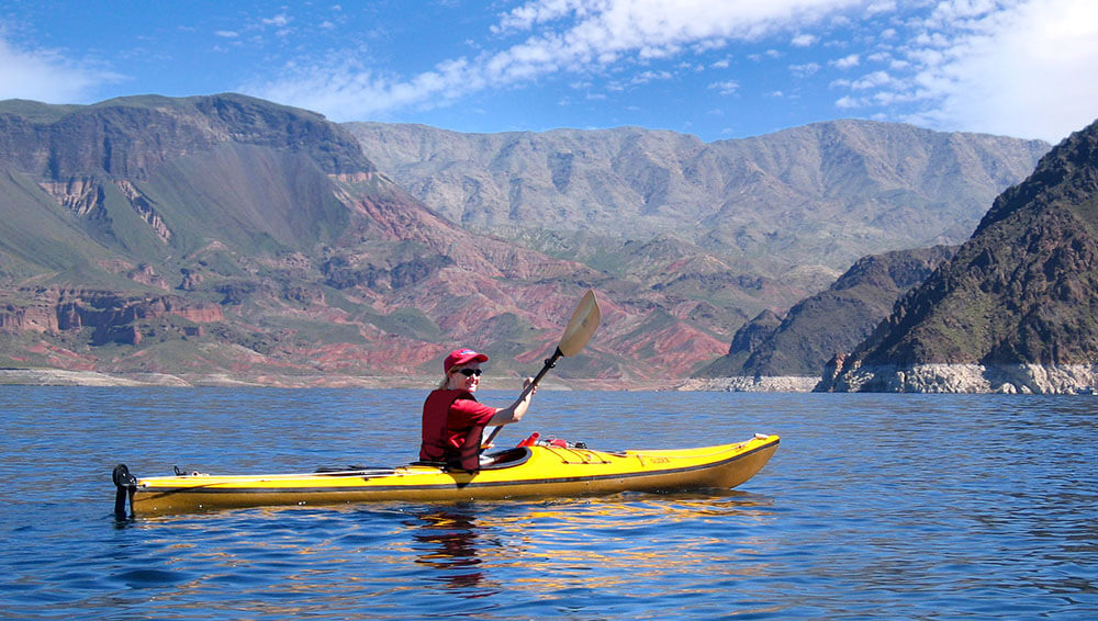 Kayak Lake Mead Las Vegas