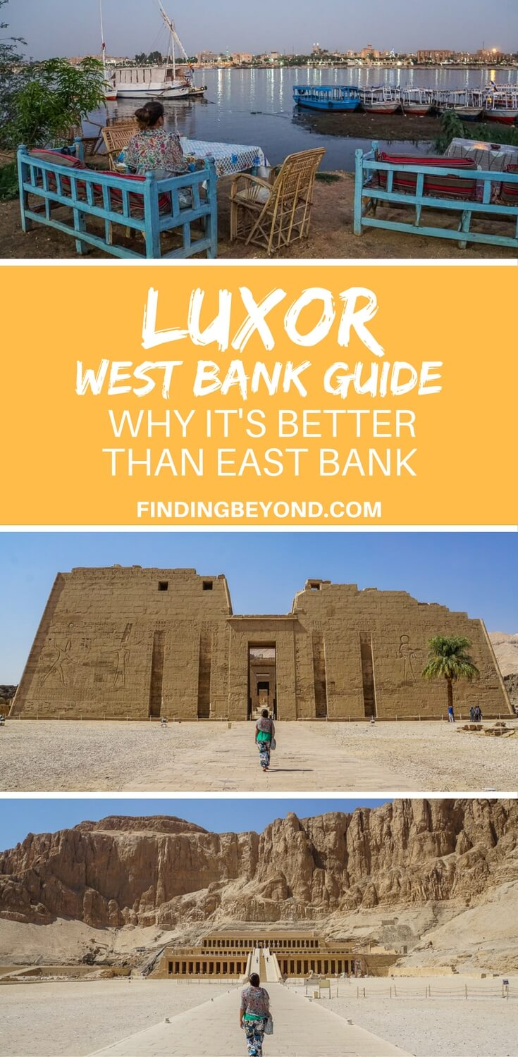 If you're looking for information on Luxor West Bank in Egypt then check out this guide. The vibe, sights, transport, restaurants and accommodation, it's all here!