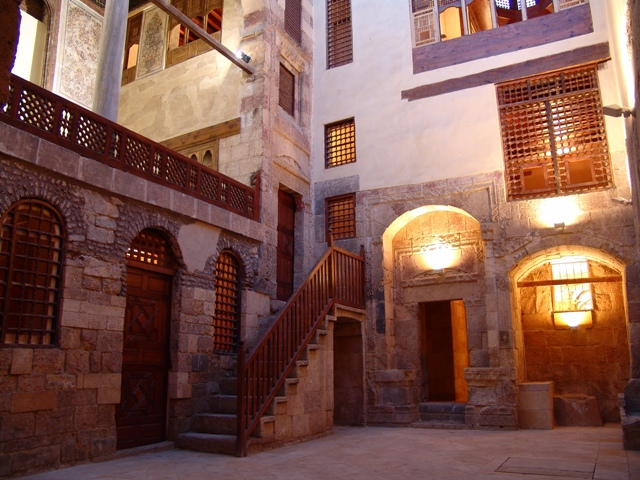 Wasila Historical House Islamic Cairo