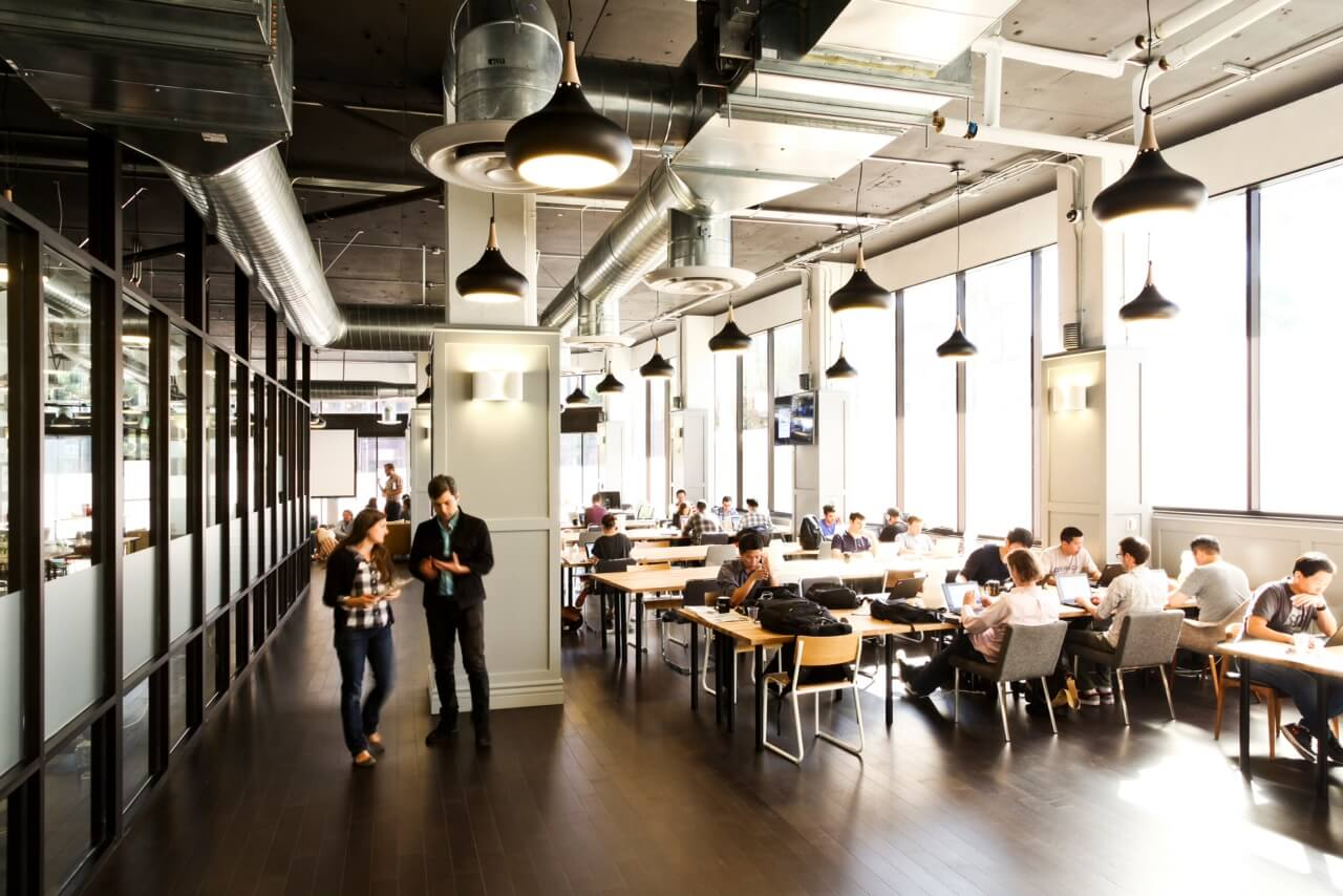 coworking space new york