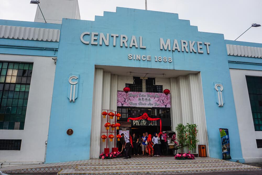 chinatown kuala lumpur central market