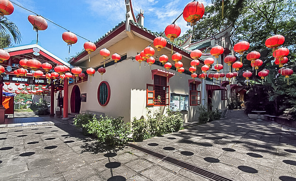 chinatown kuala lumpur kuan yin temple