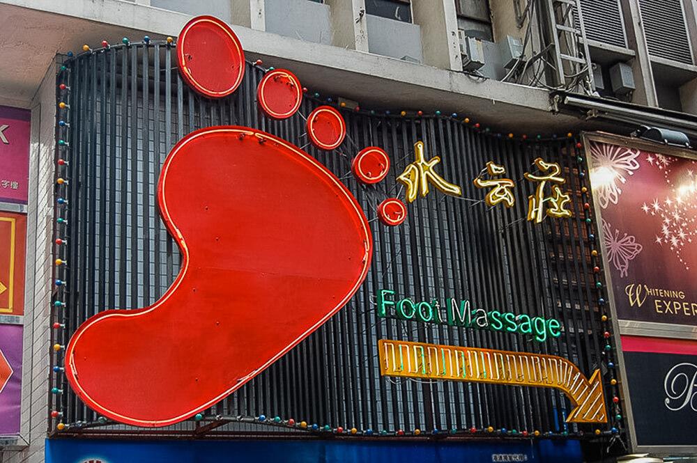 chinatown kuala lumpur massage