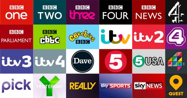 Watch UK TV Abroad