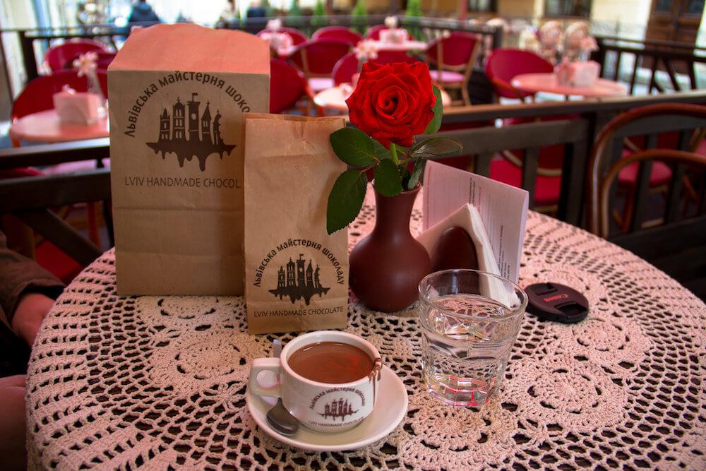 lviv handmade chocolates