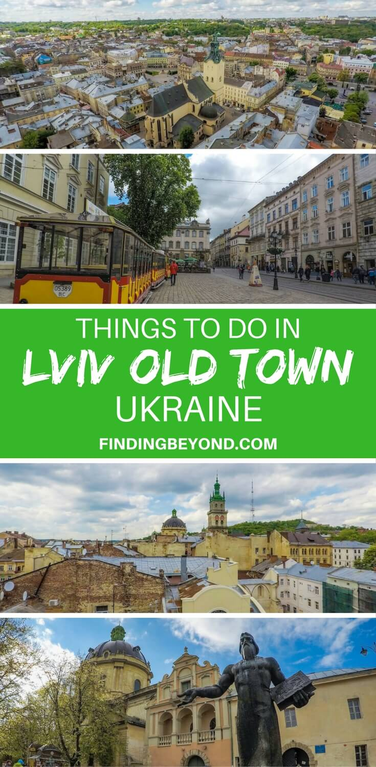 If you're looking for things to do in Lviv Old Town then check out this list of 10 awesome sights to keep you entertained and your belly full.