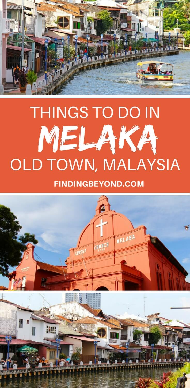 Are you looking for things to do in Melaka Old Town? Then check out this list for the best of what to do and see in Melaka.