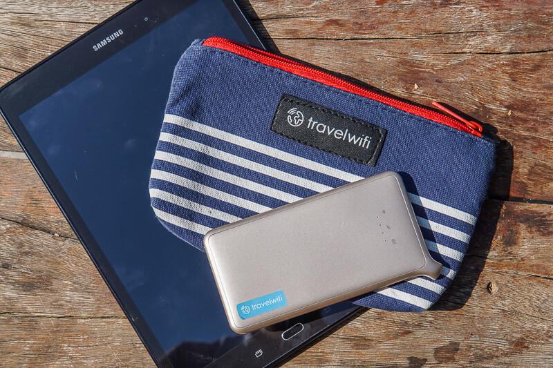 travel wifi device