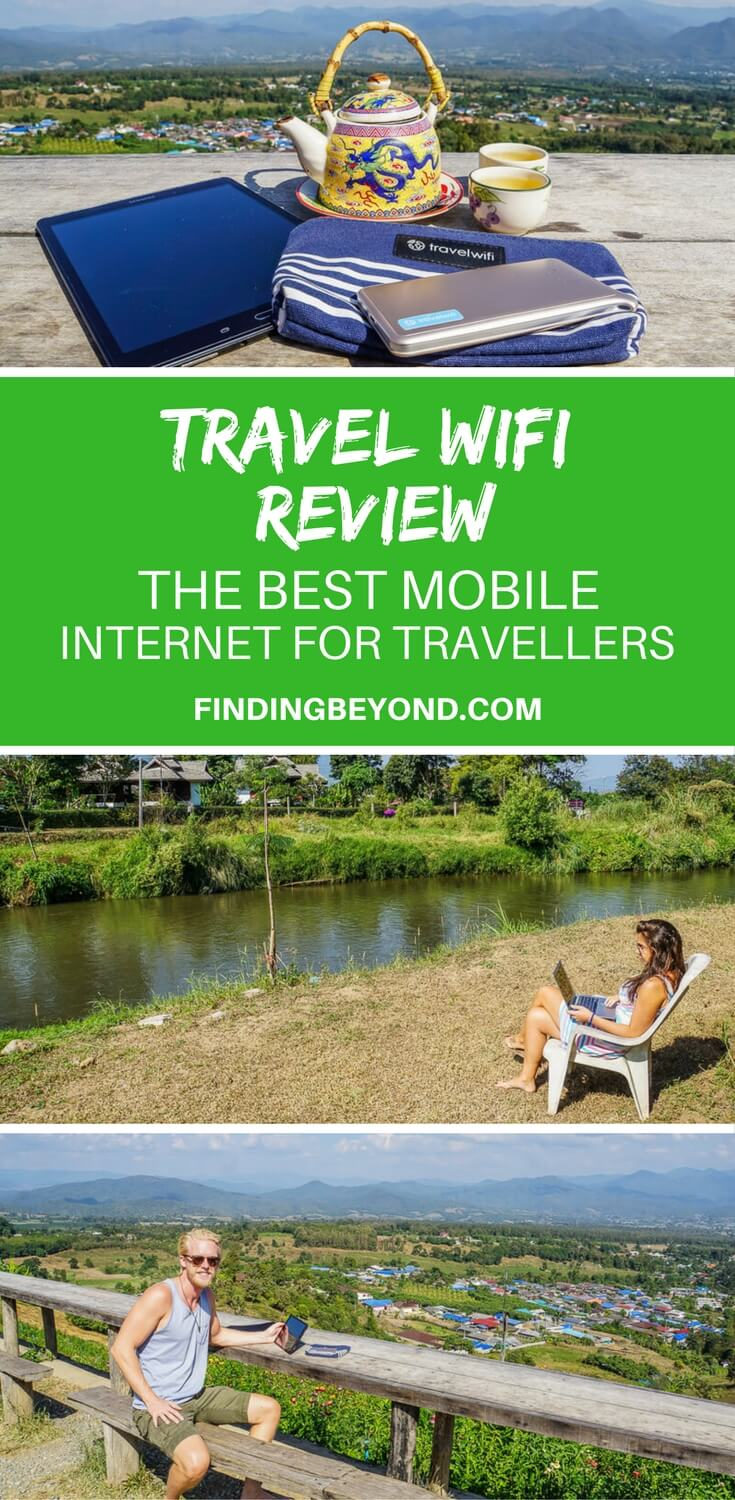 In this Travel Wifi review we'll explain why after testing several portable wifi devices on the market, this is the best mobile internet for travellers.