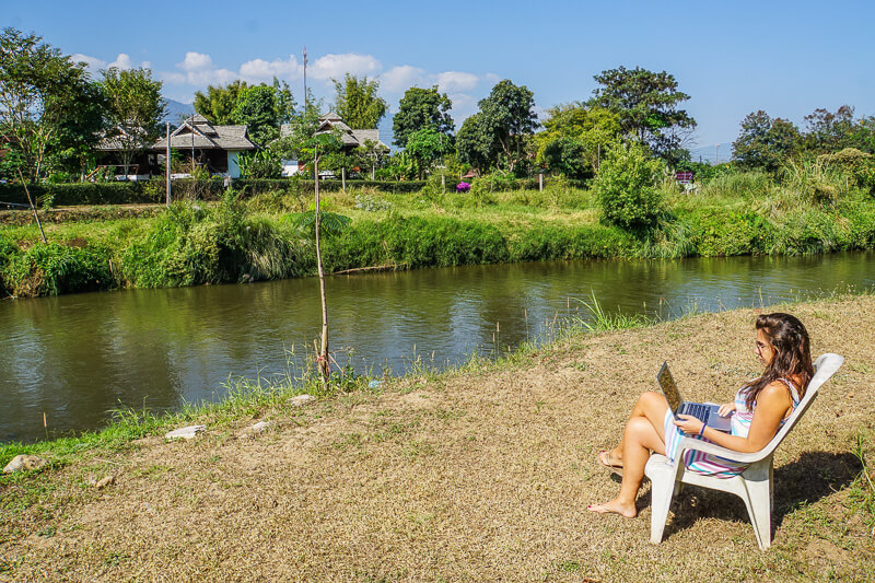 travel wifi review from Pai river