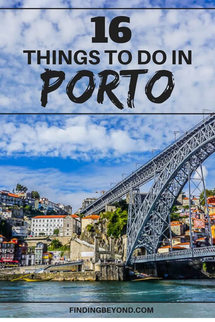 Looking for things to do in Porto, Portugal? Check out our list of the best Porto must do's, things to see and top recommendations.