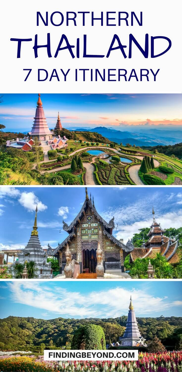 Wish to explore the best of Northern Thailand in one week? Check out our 7 day Northern Thailand itinerary for the best mountain town highlights.