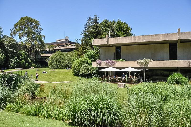Caloute Gulbenkian Museum Gardens Lisbon