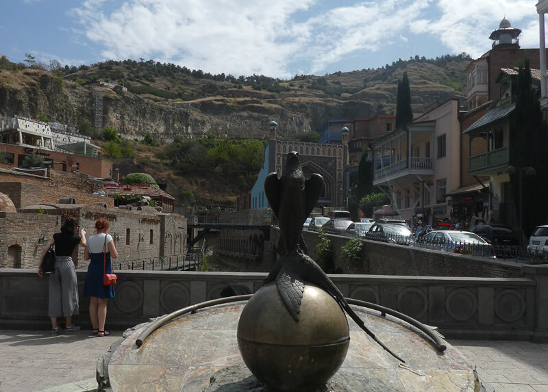 Legend of Tbilisi