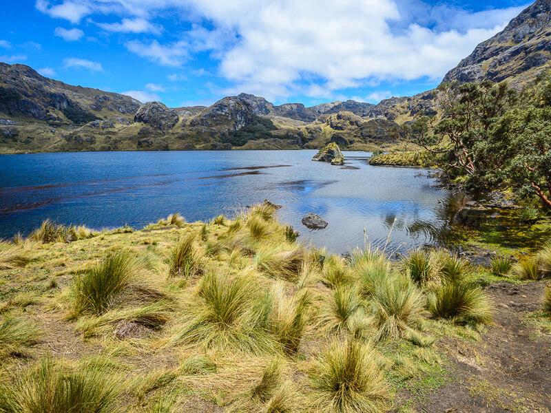 Cuenca Ecuador Cajas National Park