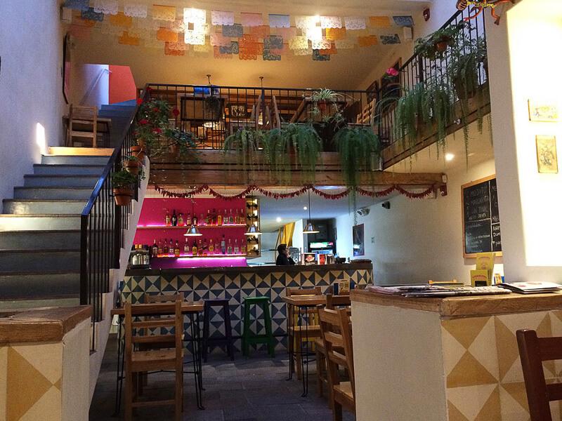 Cuenca-Ecuador-Mexican-Restaurant