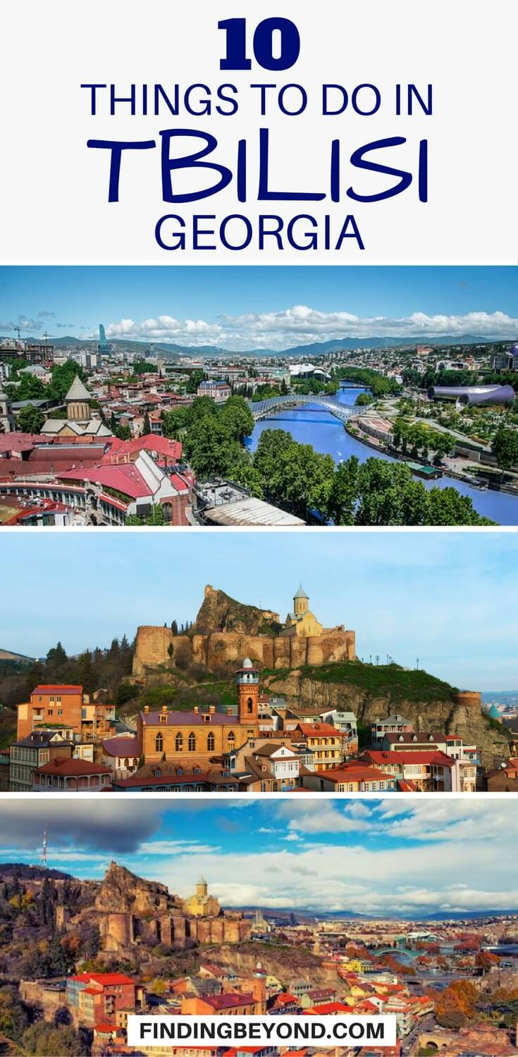 Looking for things to do in Tbilisi Old Town? Check out our list of the best 10 Tbilisi sights, attractions and top recommendations.