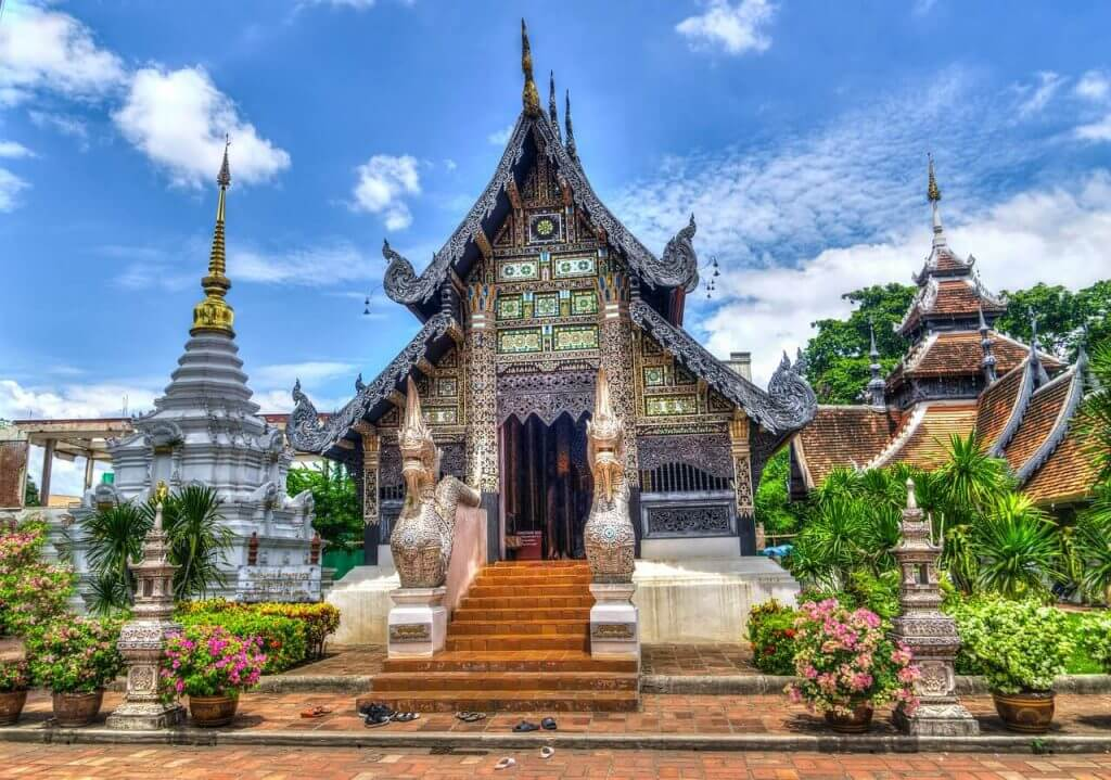 northern thailand itinerary cover