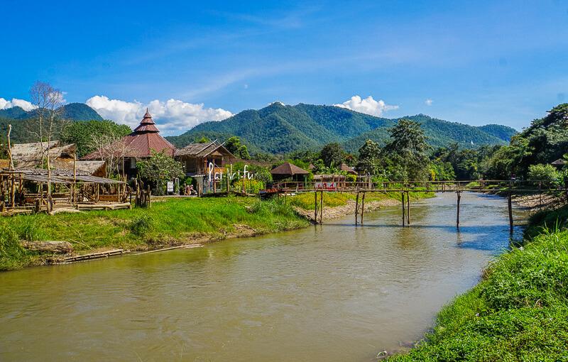 northern thailand pai river